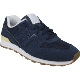 Pantofi New Balance în WR996FSC bleumarin