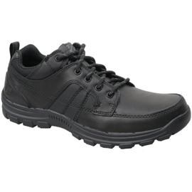 Negru Pantofi Skechers Braver Ralson W 65580-BLK