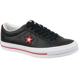 Pantofi Converse One Star M 161563C negru
