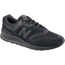 Pantofi New Balance M CM997HCI negru