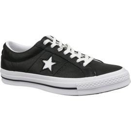 Pantofi Converse One Star Ox 163385C negru