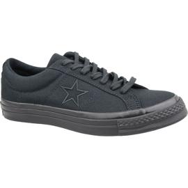 Pantofi Converse One Star Ox M 163380C negru