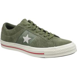 Pantofi Converse One Star 163198C verde