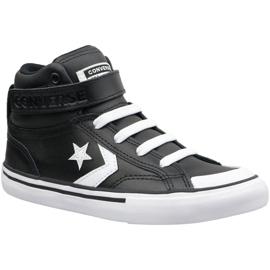 Negru Pantofi Converse Pro Blaze Strap Hi Jr 663608C