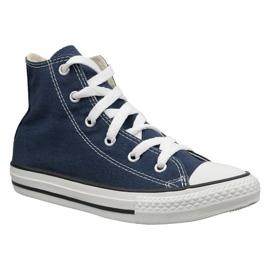 Pantofi Converse C. Taylor All Star Youth Youth Jr 3J233C bleumarin