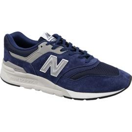 Pantofi New Balance M CM997HCE bleumarin