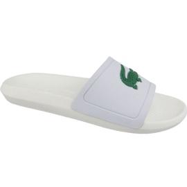 Alb Pantofi Lacoste Croco Slide 119 1 M 737CMA0018082