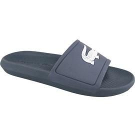 Bleumarin Pantofi Lacoste Croco Slide 119 1 M 737CMA0018092
