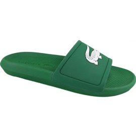 Verde Pantofi Lacoste Croco Slide 119 1 M 737CMA00181R7