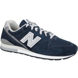 Pantofi New Balance M CM996BN albastru bleumarin