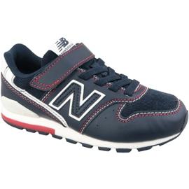 Pantofi New Balance Jr YV996BB negru