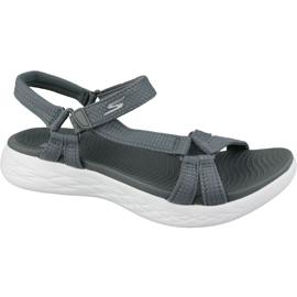Sandale Skechers On The Go 600 15316-CHAR gri