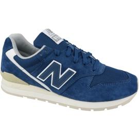 Pantofi New Balance M CM996AC albastru bleumarin