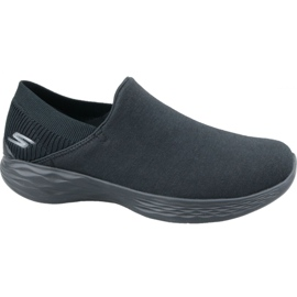 Skechers You-Intuition W 15802-BBK negru