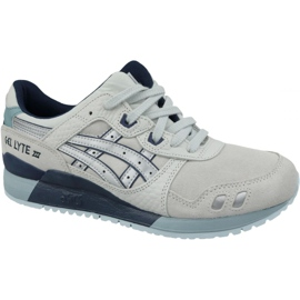 Gri Asics Gel-Lyte Iii M 1191A201-020 pantofi