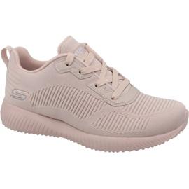 Pantofi Skechers Bobs Squad W 32504-PNK roz