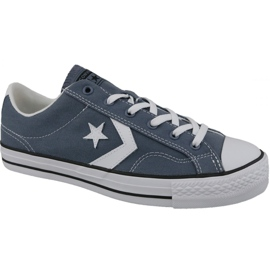 Pantofi Converse Player Star Ox M 160557C albastru