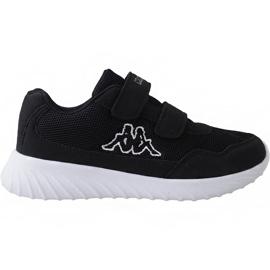 Pantofi Kappa Cracker Ii Jr 260647K 1110 negru