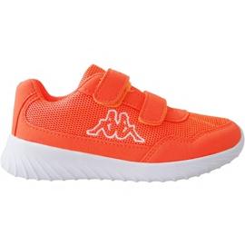 Pantofi Kappa Cracker Ii Jr 260647K 2910 portocaliu
