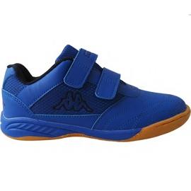 Pantofi Kappa Kickoff Oc Jr 260695K 6011 albastru