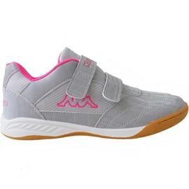 Pantofi Kappa Kickoff Jr 260509K 1522 gri