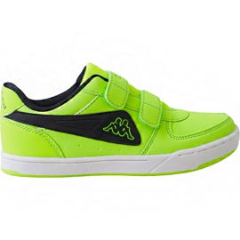Pantofi Kappa Trooper Light Ice Kids 260575K 3011 verde