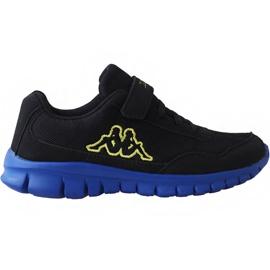Pantofi Kappa Follow Bc Kids 260634K 1160 negru
