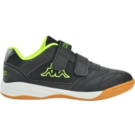 Pantofi Kappa Kickoff Jr 260509T 1140 negru