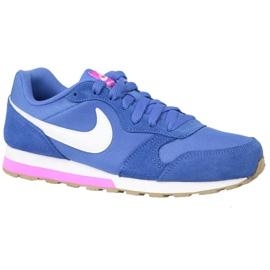 Albastru Pantofi Nike Md Runner 2 Gs W 807319-404