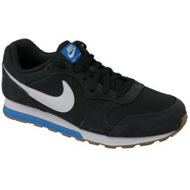 Pantofi Nike Md Runner Gs W 807316-007 negru