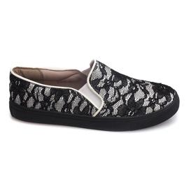 Pantofi Pantofi Pantofi Pantofi Lace Q10 Alb