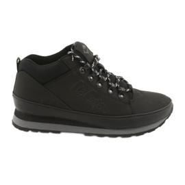 Pantofi de iarnă Lee Cooper pentru bărbați 19-20-011 negru