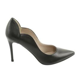 Pompe Kaniowski pentru femei 0226 negru