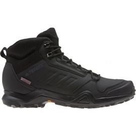 Negru Pantofi Adidas Terrex AX3 Beta Mid M G26524