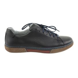 Pantofi sport Riko 893 bleumarin