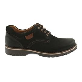 Riko pantofi pentru bărbați 858 negru