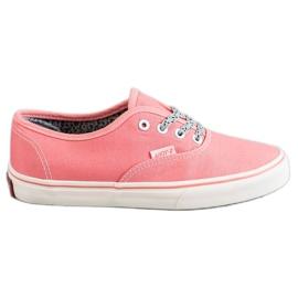 SHELOVET roz Adidași confortabili