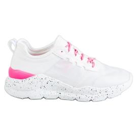 Kylie alb Pantofi sport clasic
