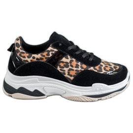 Kylie Adidași Print Leopard