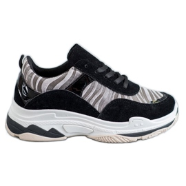 Kylie Adidași Zebra Print