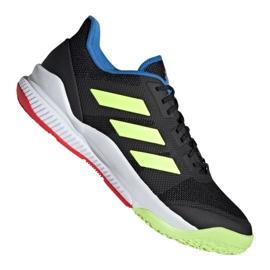 Pantofi Adidas Stabil Bounce M BD7412 negru negru