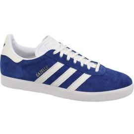Pantofi Adidas Originals Gazelle B41648 albastru