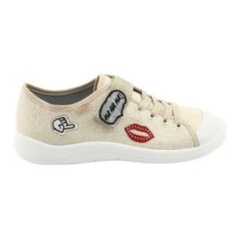 Galben Pantofi de copii Befado 251Q098