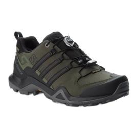 Verde Pantofi Adidas Terrex Swift R2 Gtx M