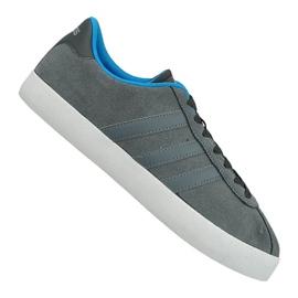 Gri Pantofi Adidas Vl Court Vulc M AW3927