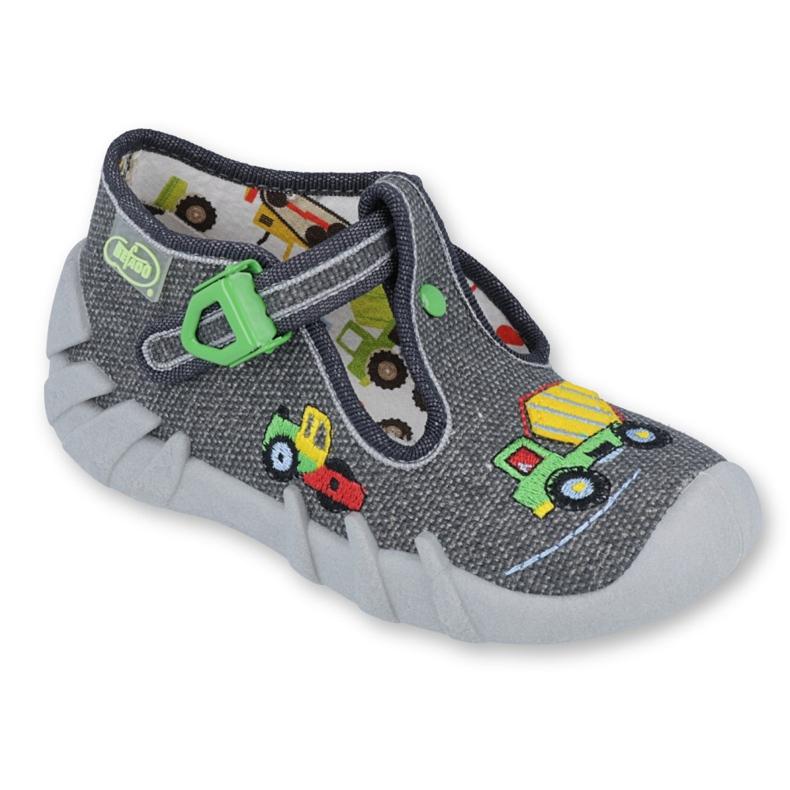 Încălțăminte pentru copii Befado 110P357 gri multicolor