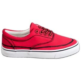Bestelle roșu Pantofi de modă