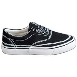 Bestelle negru Pantofi de modă