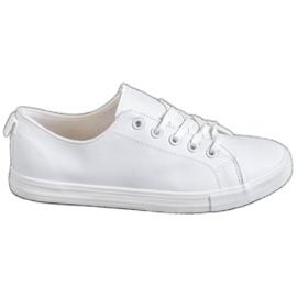 SHELOVET alb Adidași confortabili