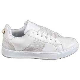 Emaks alb Adidași de modă